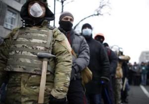 боевики майдана