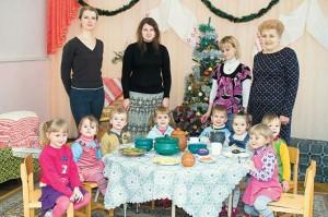 белорусская группа в детском саду