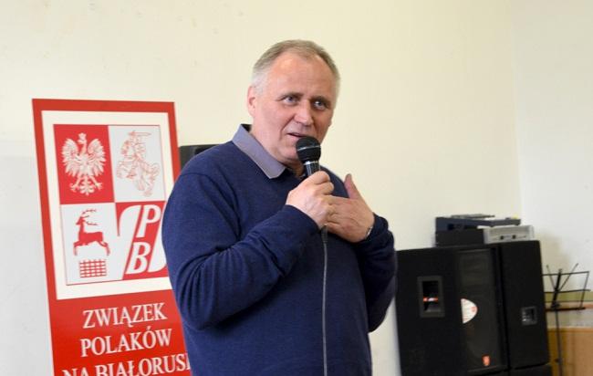 статкевич в союзе поляков