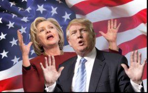 президентская гонка в сша