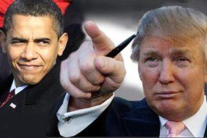 обама трамп