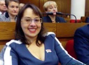 Под лидером Объединенной гражданской партии зашатался стул. Виновата Анна Канопацкая