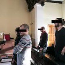 Суд города Освенцим приговорил сына белорусского правозащитника Адама Беляцкого к полутора годам тюрьмы.