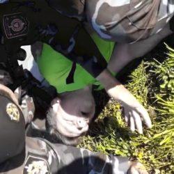 Сотрудники ОМОН спасли Анатолия Лебедько, а он оболгал их