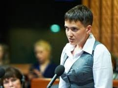 Надежда Савченко – арестована и забыта