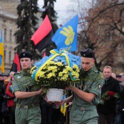 1 января в Украине праздновали не наступление Нового года, а юбилей националиста и пособника фашистов Степана Бандеры