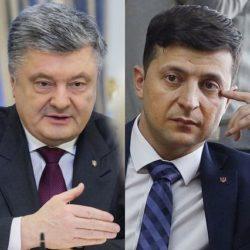 Деградация Украины от кондитерского магната до шоумена Зеленского