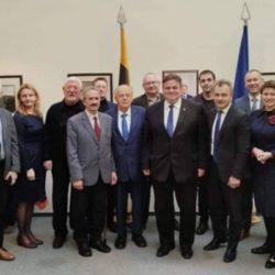 Министр иностранных дел Литвы получил похвалу США за активный диалог с Беларусью