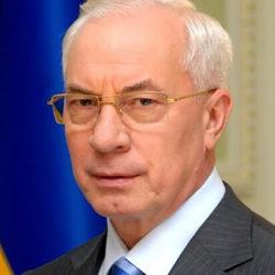 Николай Азаров ОМОНу Украины был дан приказ не применять силу якобы против протестующих мирных граждан (видео)