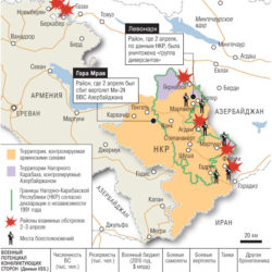 Армению и Азербаджан надо усаживать за стол переговоров