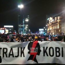 Общественность Польши снова вышла на улицы