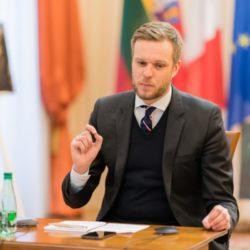 Литва без Штатов дышать не может